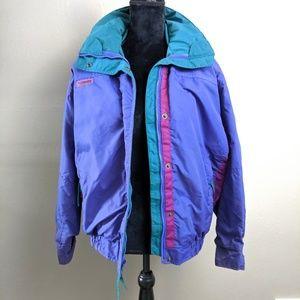 Vintage Colorblock Columbia Bugaboo Winter Jacket